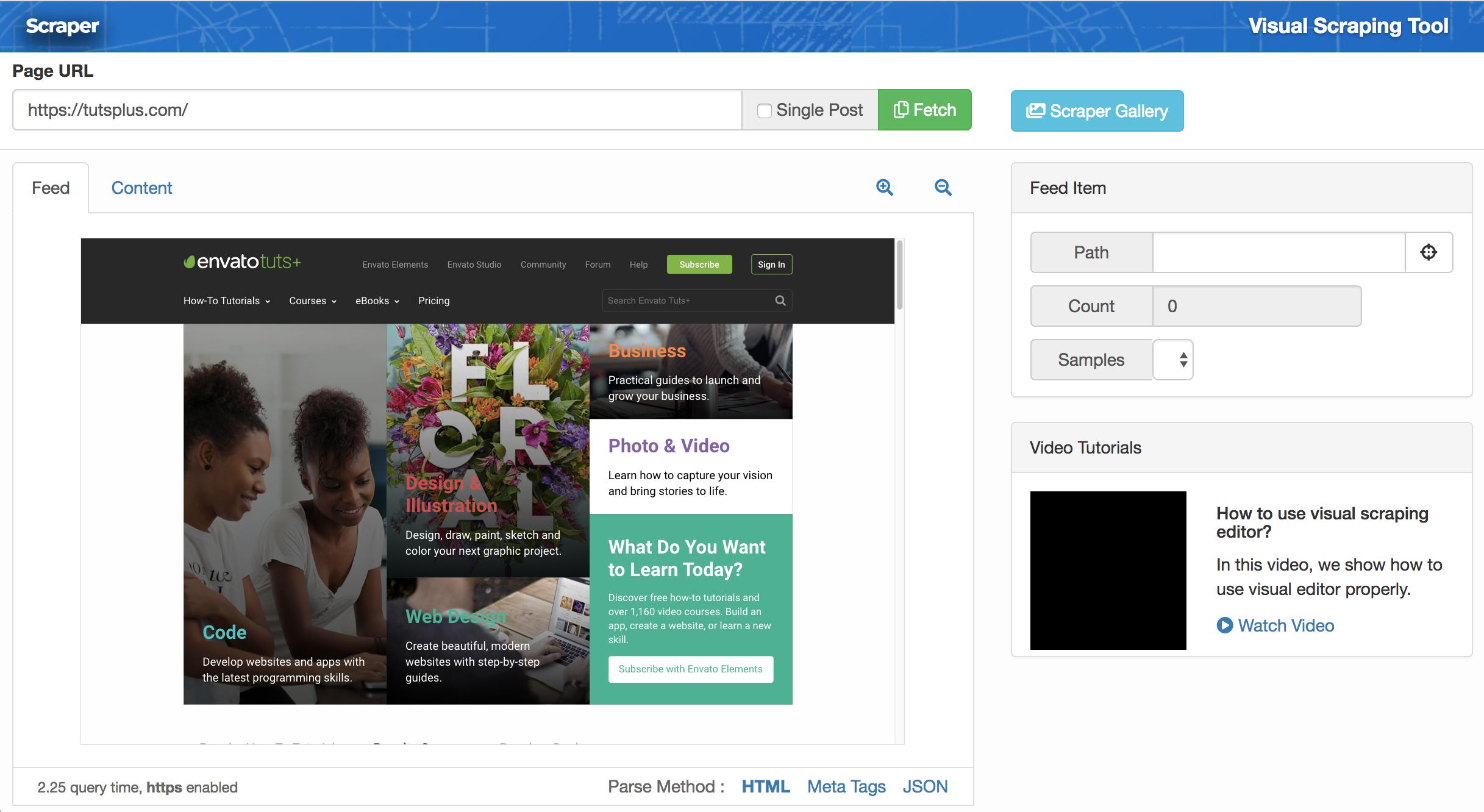Scraper - Content Crawler Plugin for Wordpress