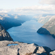 Misty morning on Preikestolen - PhotoDune Item for Sale