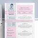 Creative CV / Resume Design for Freelance and Journalist