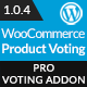 WooCommerce Product Voting Addon - CodeCanyon Item for Sale