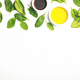 olive oil, vinegar and spinach - PhotoDune Item for Sale