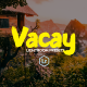 VACAY Lightroom Presets - GraphicRiver Item for Sale