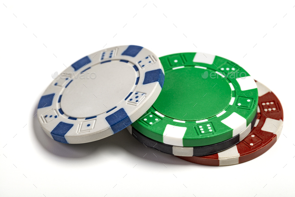 Couple of Chips - Stock Photo - Images