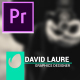 Minimal Lower Thirds For Premiere Pro - VideoHive Item for Sale