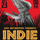 Hand Drawn Dinosaur Indie Rock Flyer - GraphicRiver Item for Sale