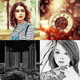 Digital Art - 4in1 Photoshop Actions Bundle - GraphicRiver Item for Sale