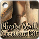 Photo Wall Creation Kit - GraphicRiver Item for Sale