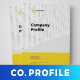 Marketing Company Profile - GraphicRiver Item for Sale