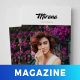 Mirana Clean Magazine - GraphicRiver Item for Sale