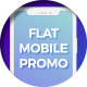 Flat Mobile Promo - VideoHive Item for Sale