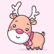 Christmas Reindeer - GraphicRiver Item for Sale