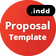 Project Proposal Template Bundle w/ Invoice & Contract - GraphicRiver Item for Sale
