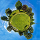 Tiny Planet PS Action - GraphicRiver Item for Sale