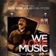Music Event Flyer / Poster Vol 20 - GraphicRiver Item for Sale