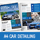 Car Detailing Poster / Flyer - GraphicRiver Item for Sale