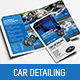 Car Detailing Trifold Brochure Template - GraphicRiver Item for Sale