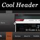 Website header theme (5 color) - GraphicRiver Item for Sale