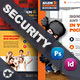 Security Flyer Bundle Templates