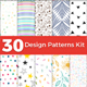 30 New Professional Photoshop Patterns Kit - GraphicRiver Item for Sale