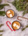 Cocoa in enamel mug - PhotoDune Item for Sale