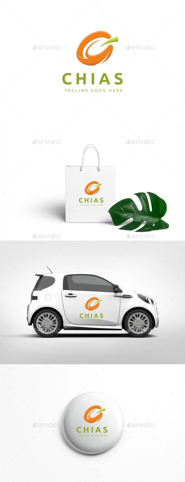 Olive Logo - Nature Logo Templates