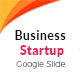 Business Startup Google Slide Presentation - GraphicRiver Item for Sale