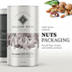 Modern Nuts Packaging - GraphicRiver Item for Sale