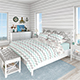 Bedding Set - Coastal Style - GraphicRiver Item for Sale