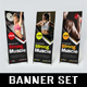 Sport Banners Bundle - GraphicRiver Item for Sale
