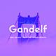 Gandelf - Elegant, Geometric, Clean, Fashionable Sans Serif Font - GraphicRiver Item for Sale