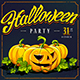 Halloween Retro Designs - GraphicRiver Item for Sale