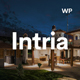 Intria - Architecture and Interior WordPress Theme - ThemeForest Item for Sale