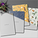 Notebooks Mockup - GraphicRiver Item for Sale