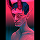 Portrait of a Devil Boy - GraphicRiver Item for Sale