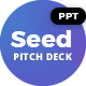 Seed - Pitch Deck PowerPoint Template - GraphicRiver Item for Sale