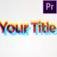 Clean Glitch Title - VideoHive Item for Sale