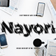 Free Download Nayori Decorative Font Nulled