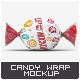 Candy Wrap Mock-Up - GraphicRiver Item for Sale