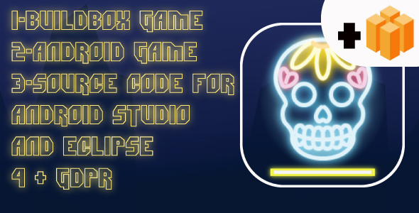 THE JUMPER : -android game with project buildbox-multiple characters-with GDPR- - CodeCanyon Item for Sale