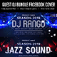 Guest DJ Bundle Facebook Cover