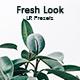 Fresh Look Lightroom Desktop and Mobile Presets