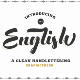 Free Download The English Font - Vintage Lettering Nulled