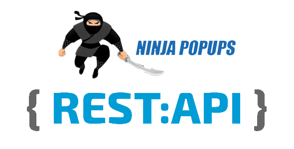 Ninja Popup Rest API Free Download | Nulled
