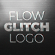 Flow Glitch Logo - VideoHive Item for Sale