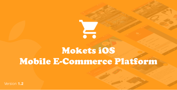 Mokets (Mobile Commerce iOS Full Application) V1.2 - CodeCanyon Item for Sale