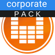 Positive Uplifting & Modern Corporate Pack