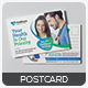 Medical Postcard - GraphicRiver Item for Sale