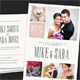 Wedding Invitation V16 - GraphicRiver Item for Sale