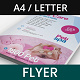 Pet Spa Center Flyer - GraphicRiver Item for Sale