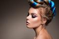 Fashion beauty portrait of a beautiful girl - PhotoDune Item for Sale